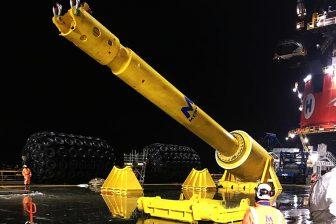 MENCK's hammer delivered to Heerema