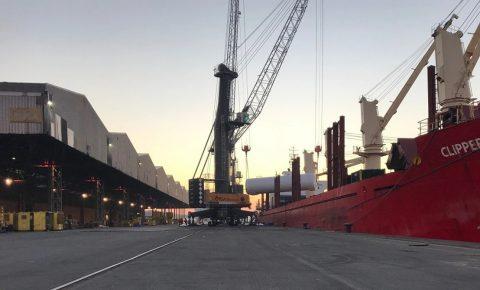 Port of Antwerp boosts project cargo and breakbulk segment