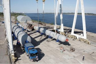 Barrus completes project cargo delivery for Omsk refinery