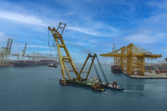 DP World, CMA CGM handle Middle East's largest project cargo
