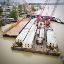 Dynamic delivers project cargo for LNG Canada