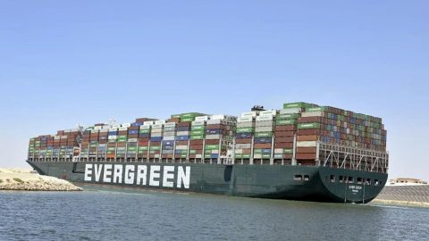 Ever Given settlement agreed, vessel to head off to Rotterdam