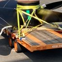 Höegh Autoliners transports ship propellers for Martin Bencher