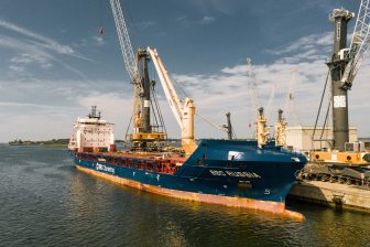 Liebherr hits 1,300 maritime cranes delivery milestone