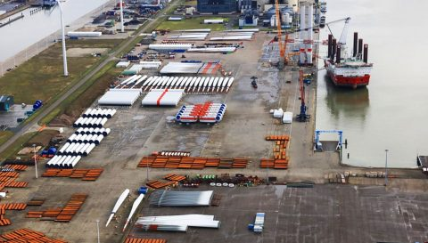 Lubbers Logistics Group opens Eemshaven facility