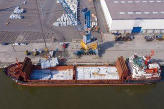 North Sea Port breakbulk volumes slip in H1