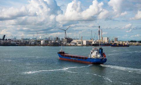 Port of Antwerp breakbulk volumes continue to rise