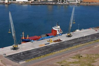 Port of Newcastle expands project cargo capacity
