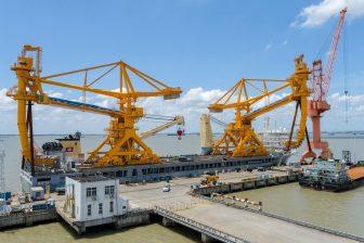 Thyssenkrupp CSUs ready to sail to Turkey