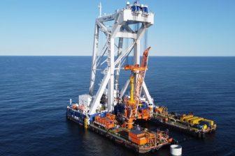Van Oord bags Baltic Eagle OWF job from Iberdrola