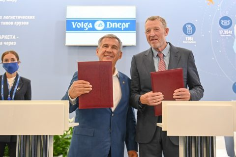 Volga-Dnepr to set up cargo hub at Kazan International Airport