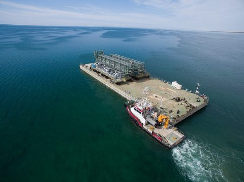 Blue Water Shipping to provide logistics solutions for CO2 storage project