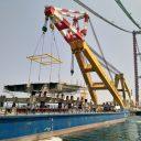 Boskalis busy with heavy lift ops in Dardanelles strait