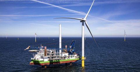 DEME's Sea Installer gets heavy lift capacity boost