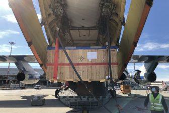 Deugro arranges Tecnimont tech delivery to Russia