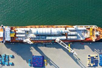 Deugro delivers project cargo via Northern Sea Route