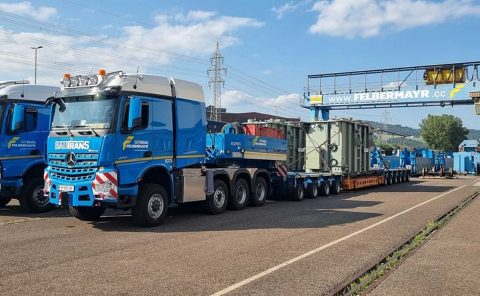Felbermayr carries out large transport project