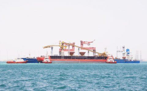GAC ships a cargo ship from Port of Duqm