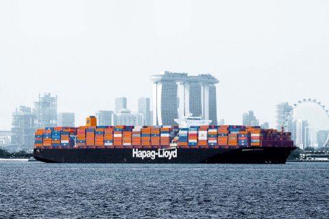 High freight rates lift Hapag-Lloyd's H1 profit