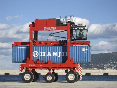 Kalmar shuttle carriers ordered for TTI Algeciras