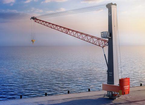 Konecranes books mobile harbor cranes order from Super Terminais