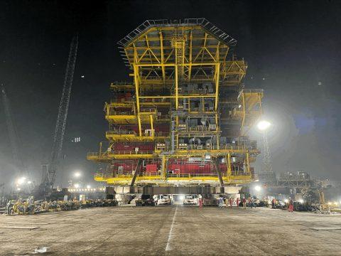 Lift and Shift India hits heavy haulage record