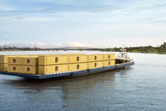 MARAD lines $11 million for inland waterways development