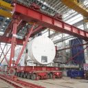 Mammoet concludes heavy transport job in Indonesia