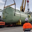 Port of Tarragona dispatches project cargo to the United States