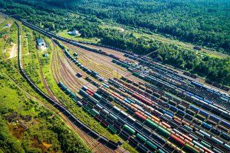 Russian Railways deputy general boast railways competitiveness