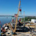 Sarens in heavy-lift op for Lukoil in Russia