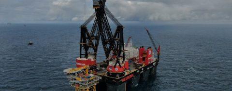Sleipnir closes transport and installation of Hod B topsides
