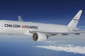 CMA CGM boosts air freight tonnage