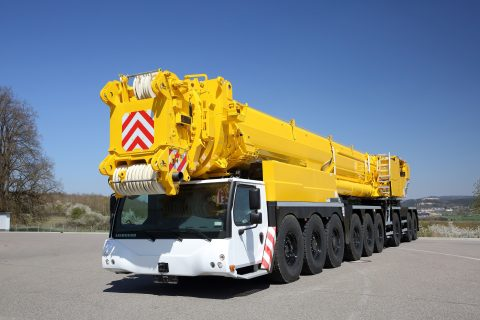 Darcy Pacheco boosts heavy lift capacity