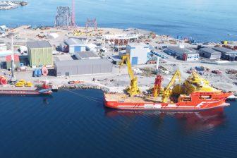 Havfram pushing on with Balder offshore installation