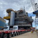 Mammoet loads out Johan Sverdrup Phase 2 modules