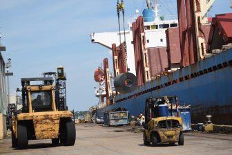 Port NOLA resumes breakbulk ops after Hurricane Ida