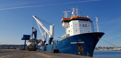 Two general cargo vessels join dship Carriers fleet