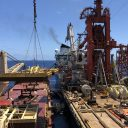 BBC Olympus delivers Liza Phase 2 subsea structures