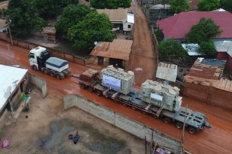 Bolloré concludes transport for hydro-electric project in Africa