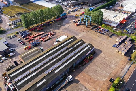 Collett & Sons expands abnormal cargo storage capacity