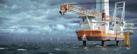FOWIC readies Bold Tern for next-gen wind turbines