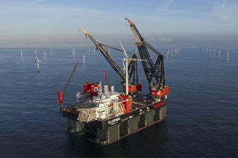 Heerema tests new wind turbine assembly and installation methods