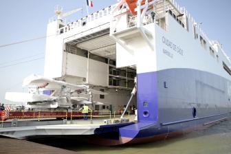 Louis Dreyfus Armateurs gets Airbus A220 components transport deal