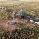Mammoet hauls 1,000 oversized items across Western Australia