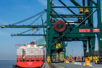 Nine-month breakbulk throughput soars at Port of Antwerp