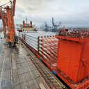 Poland's second largest turbine blades delivery at BCT
