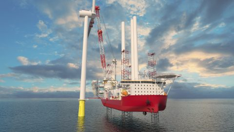 Seaway 7 nabs two jobs for Ørsted