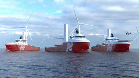 VARD scores order for offshore wind service vessels
